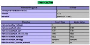 memcache-info