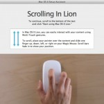 Mouse Scrolling in OS X Lion