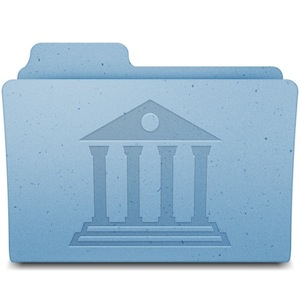Access Library Folder in OS X Lion