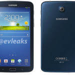 Blue Galaxy Tab 3 - 7.0